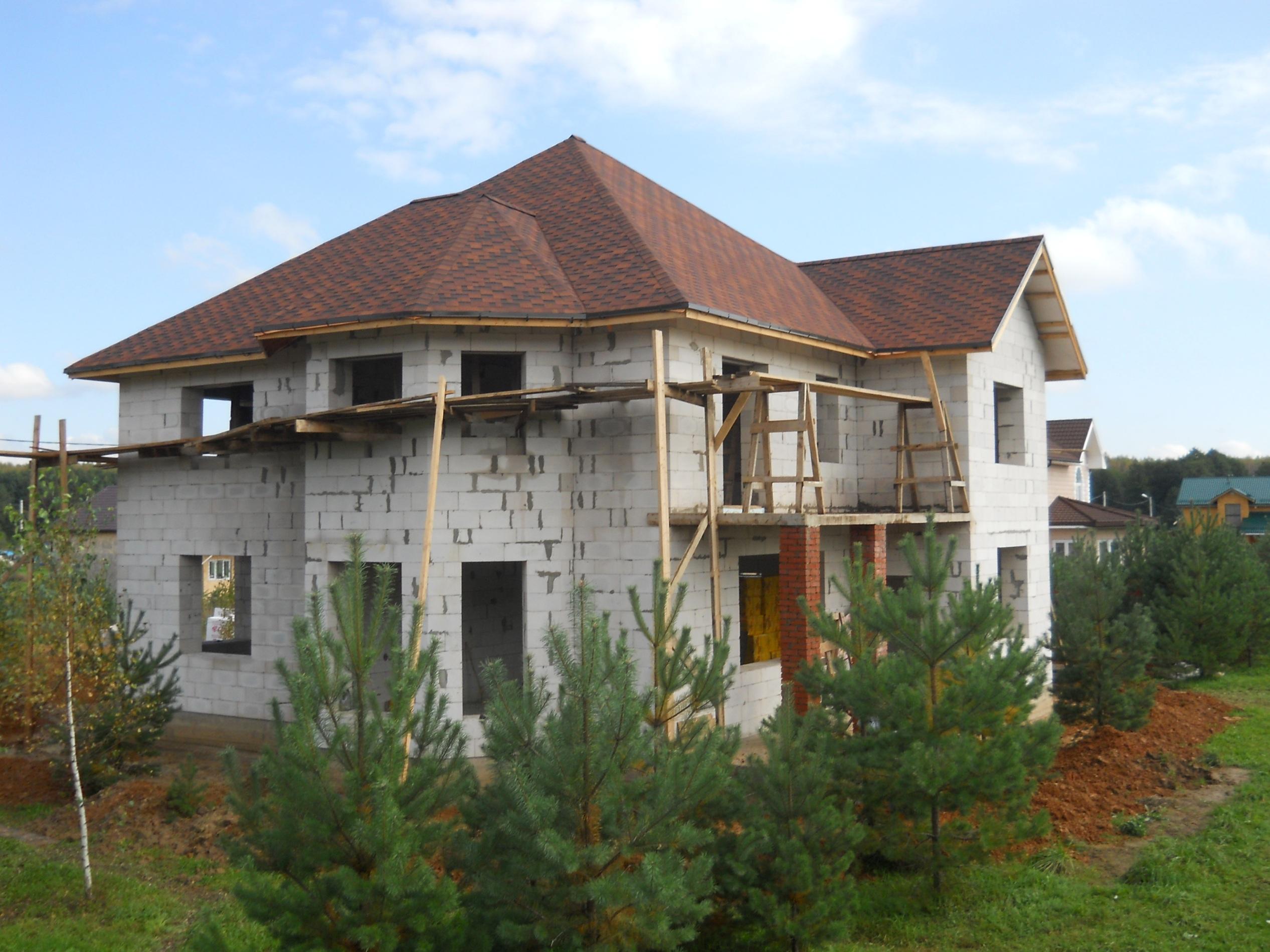 Сооружение фундаментов в Королёве