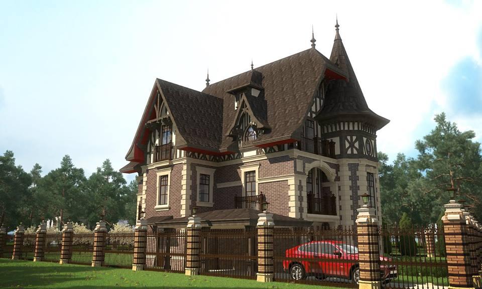 Проект сказочного дома